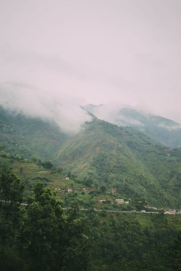 The Long Road From Pokhara To Kathmandu, Nepal (18)
