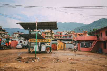The Long Road From Pokhara To Kathmandu, Nepal (23)