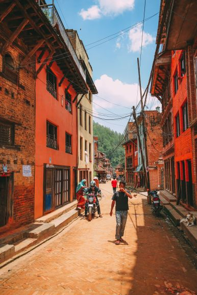 Taking A Step Back In Time… In Panauti, Nepal (20)