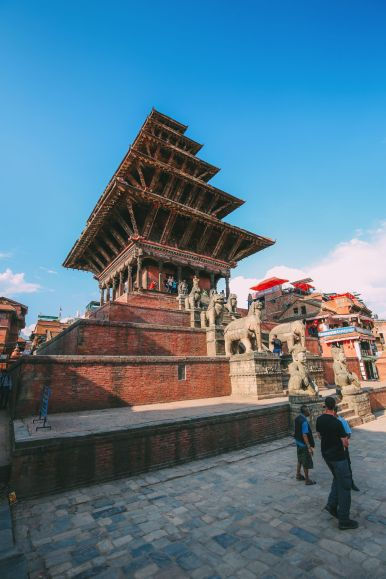 The Amazing UNESCO World Heritage City Of Bhaktapur, Nepal (38)