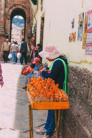 Here's A Look At The More-Real, Perhaps Less-Shiny Side Of Cusco, Peru... (14)