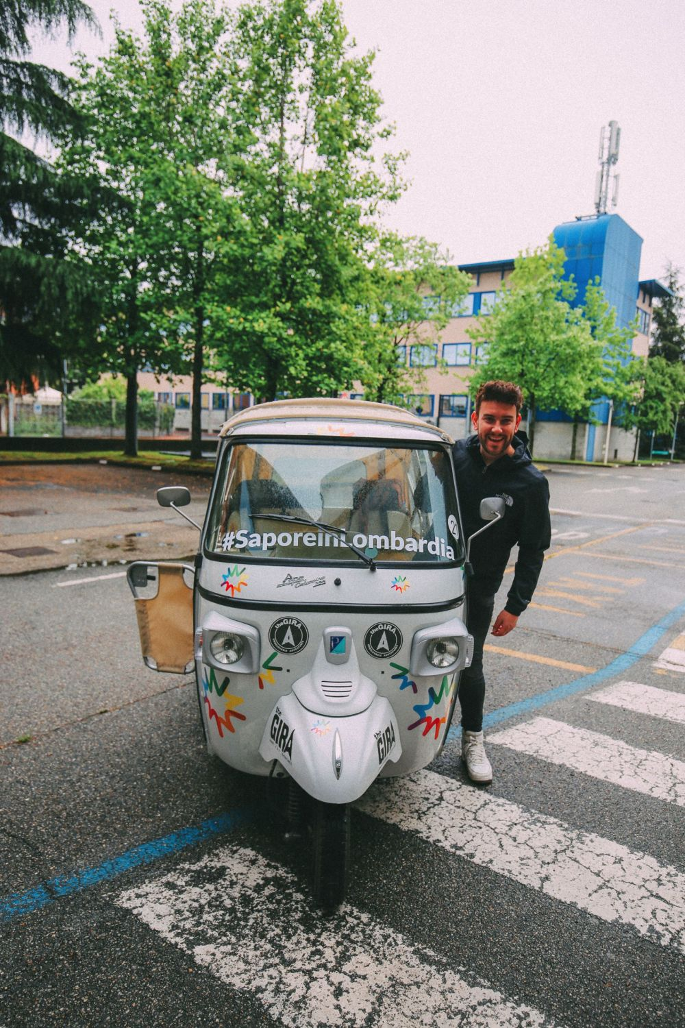 Exploring The Italian Region Of Lombardy – On A Rickshaw! (9)