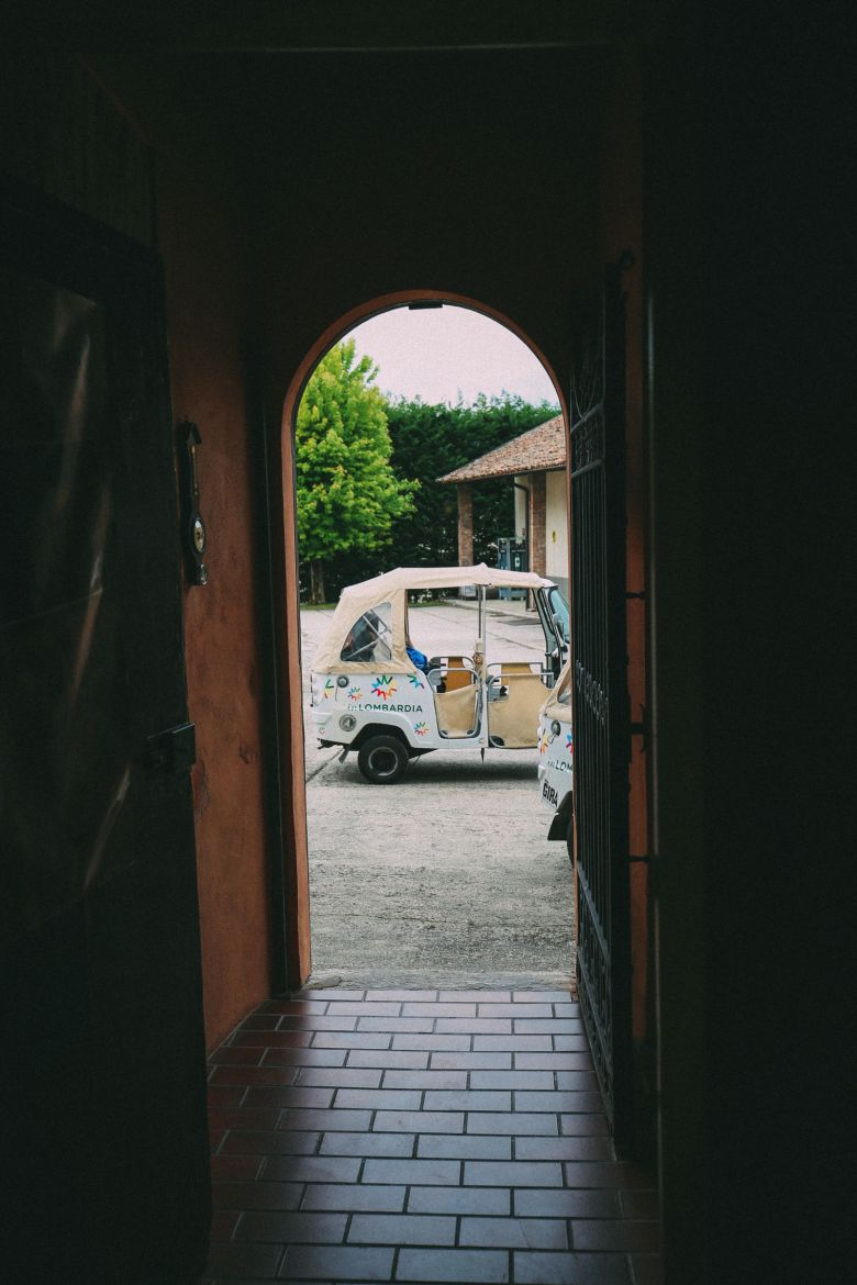 Exploring The Italian Region Of Lombardy – On A Rickshaw! (71)