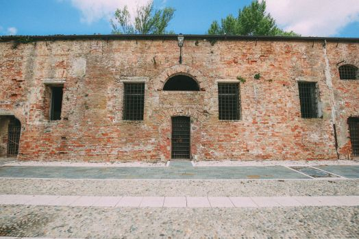 The Most Amazing Noble Villa And An Afternoon In Pizzighettone… In Lombardy, Italy (32)