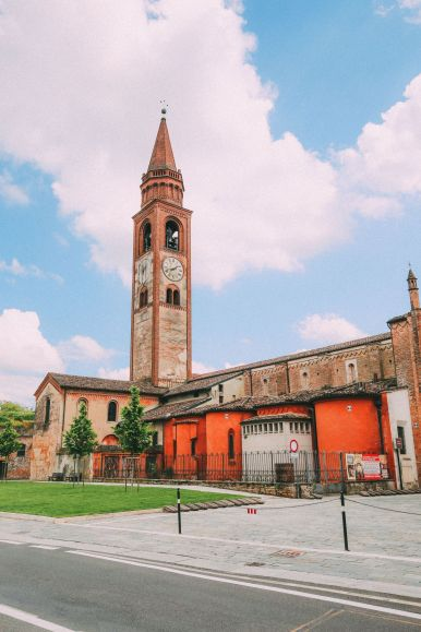 The Most Amazing Noble Villa And An Afternoon In Pizzighettone… In Lombardy, Italy (65)