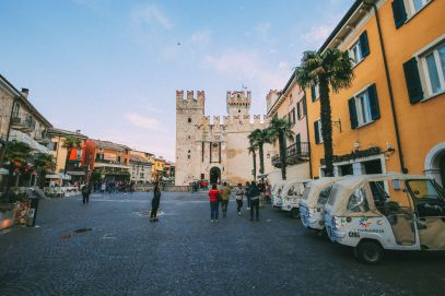 The Absolutely Beautiful Town Of Sirmione… In Lake Garda, Italy (15)