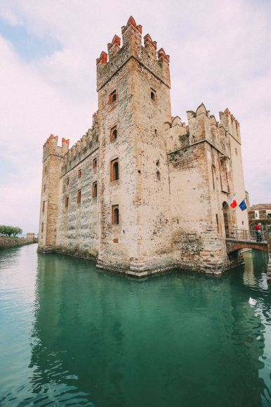 The Absolutely Beautiful Town Of Sirmione… In Lake Garda, Italy (18)