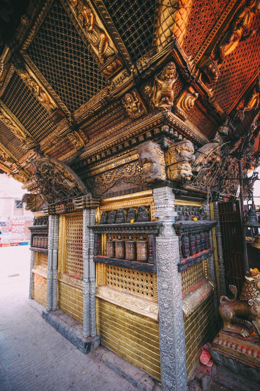 Exploring Swayambhunath Stupa - The Monkey Temple In Kathmandu, Nepal (14)