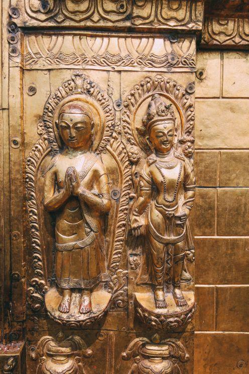 Exploring Swayambhunath Stupa - The Monkey Temple In Kathmandu, Nepal (24)