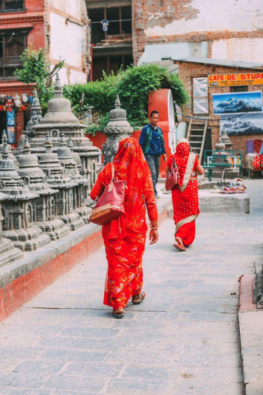 Exploring Swayambhunath Stupa - The Monkey Temple In Kathmandu, Nepal (38)