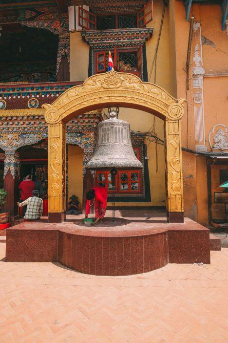 The UNESCO World Heritage Site Of Boudhanath Stupa In Kathmandu, Nepal (7)
