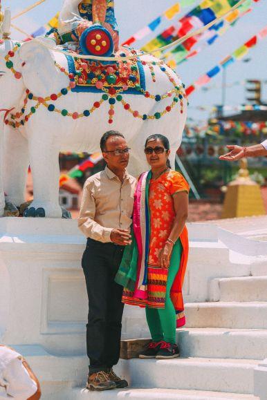 The UNESCO World Heritage Site Of Boudhanath Stupa In Kathmandu, Nepal (21)