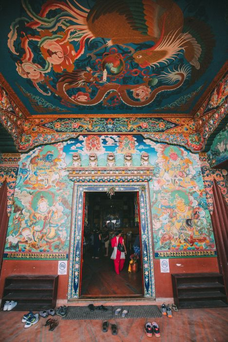 The UNESCO World Heritage Site Of Boudhanath Stupa In Kathmandu, Nepal (30)