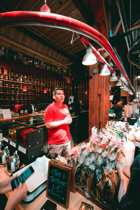 Eating Our Way Through Gastown And Granville Island… In Vancouver, Canada (41)