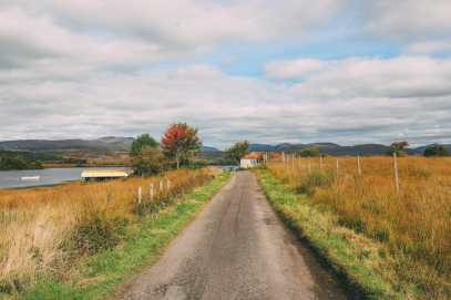 Whisky Drinking, Loch Rowing And Picnicking In The Scottish Highlands (47)