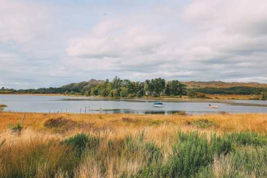Whisky Drinking, Loch Rowing And Picnicking In The Scottish Highlands (46)