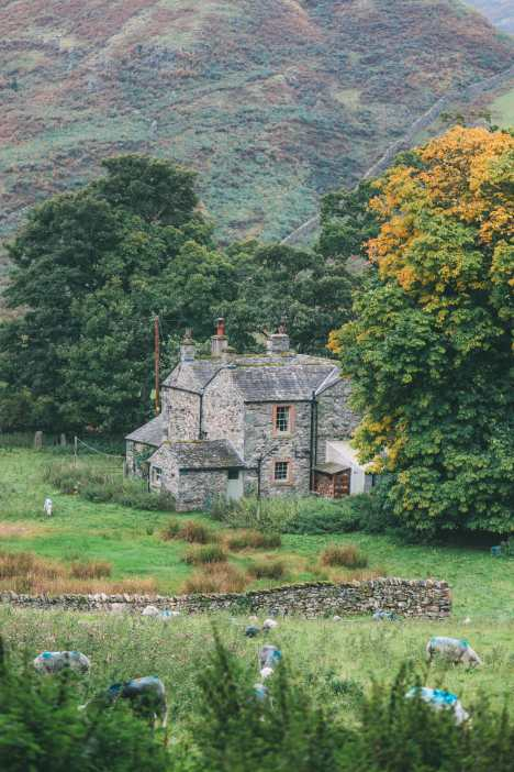 The Perfect 4 Day Itinerary For Visiting England's Beautiful Lake District (70)