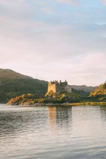 Slow Adventures In The Scottish Highlands...(And A Secret Castle You Have To See!) (46)