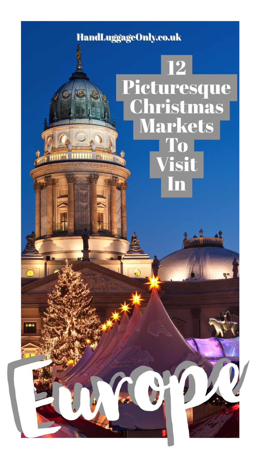 12 Picturesque Christmas Markets You Have To Visit In Europe This Year (1)