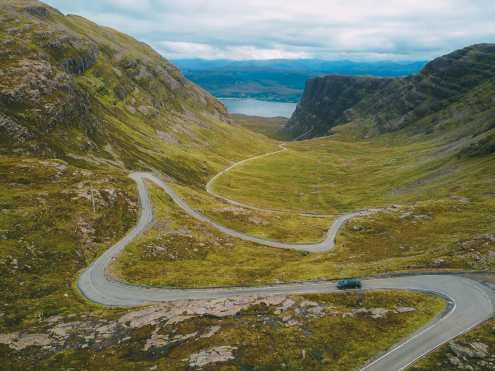 The Most Beautiful Road In Scotland That You've Never Heard Of! (4)