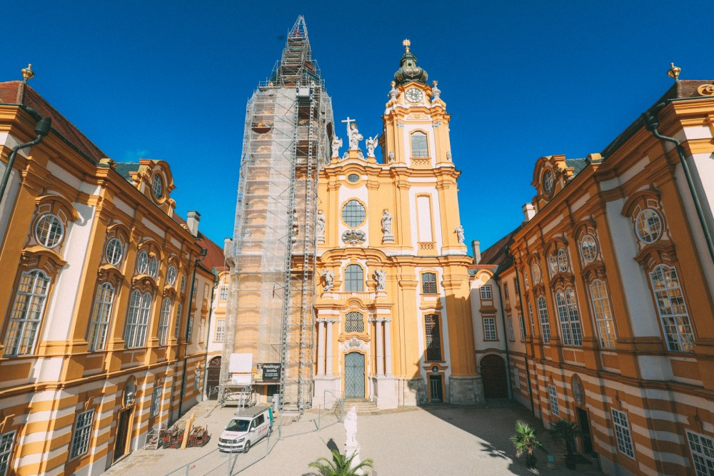 The Amazing Melk Abbey of The Wachau, Austria… And Hiking The Wachau World Heritage Trail (46)
