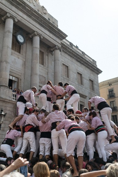 The Incredible La Mercè Festival In Barcelona - What To See, Do And Expect! (23)