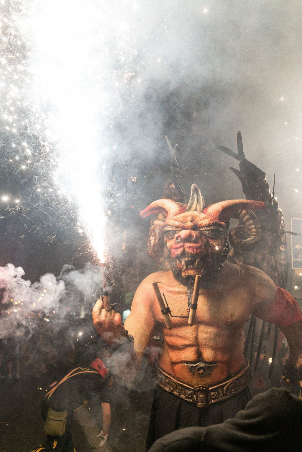 The Incredible La Mercè Festival In Barcelona - What To See, Do And Expect! (22)