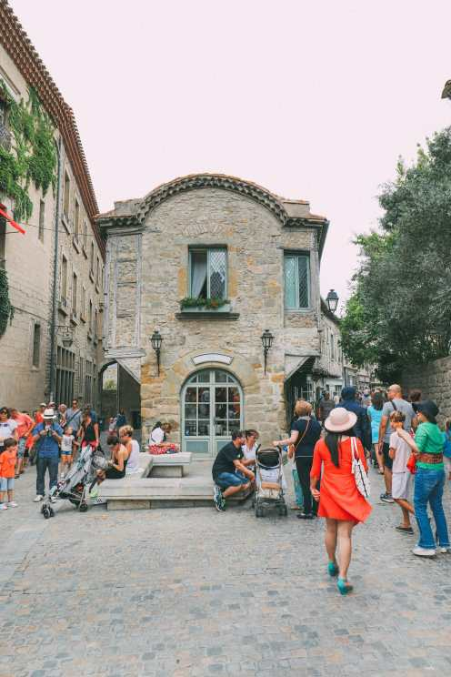 Photos And Postcards From Carcassonne In The South Of France... (13)