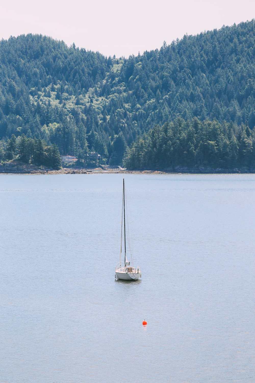 Driving The Sunshine Coast Of British Columbia Canada (7)
