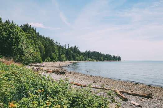Driving The Sunshine Coast Of British Columbia Canada (24)