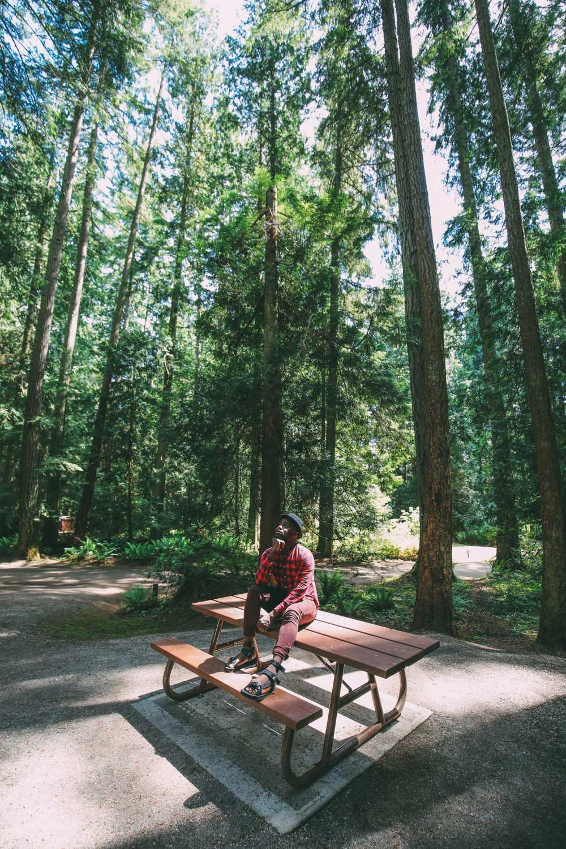 Driving The Sunshine Coast Of British Columbia Canada (27)