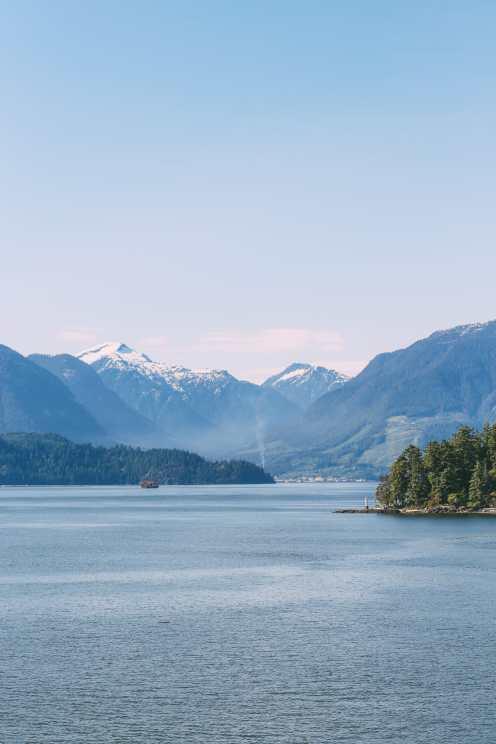 Driving The Sunshine Coast Of British Columbia Canada (39)