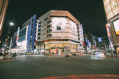 The Famous Shibuya Crossing And Dancing Robots... In Tokyo, Japan (24)