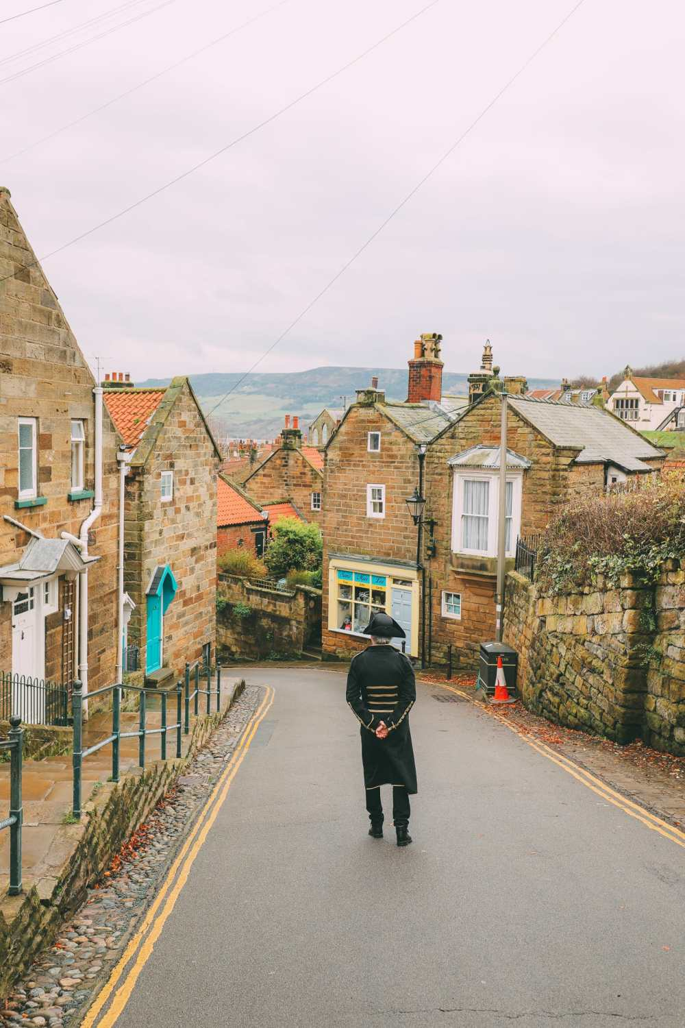 Exploring Ancient England - Robin Hood's Bay And Whitby Abbey (1)