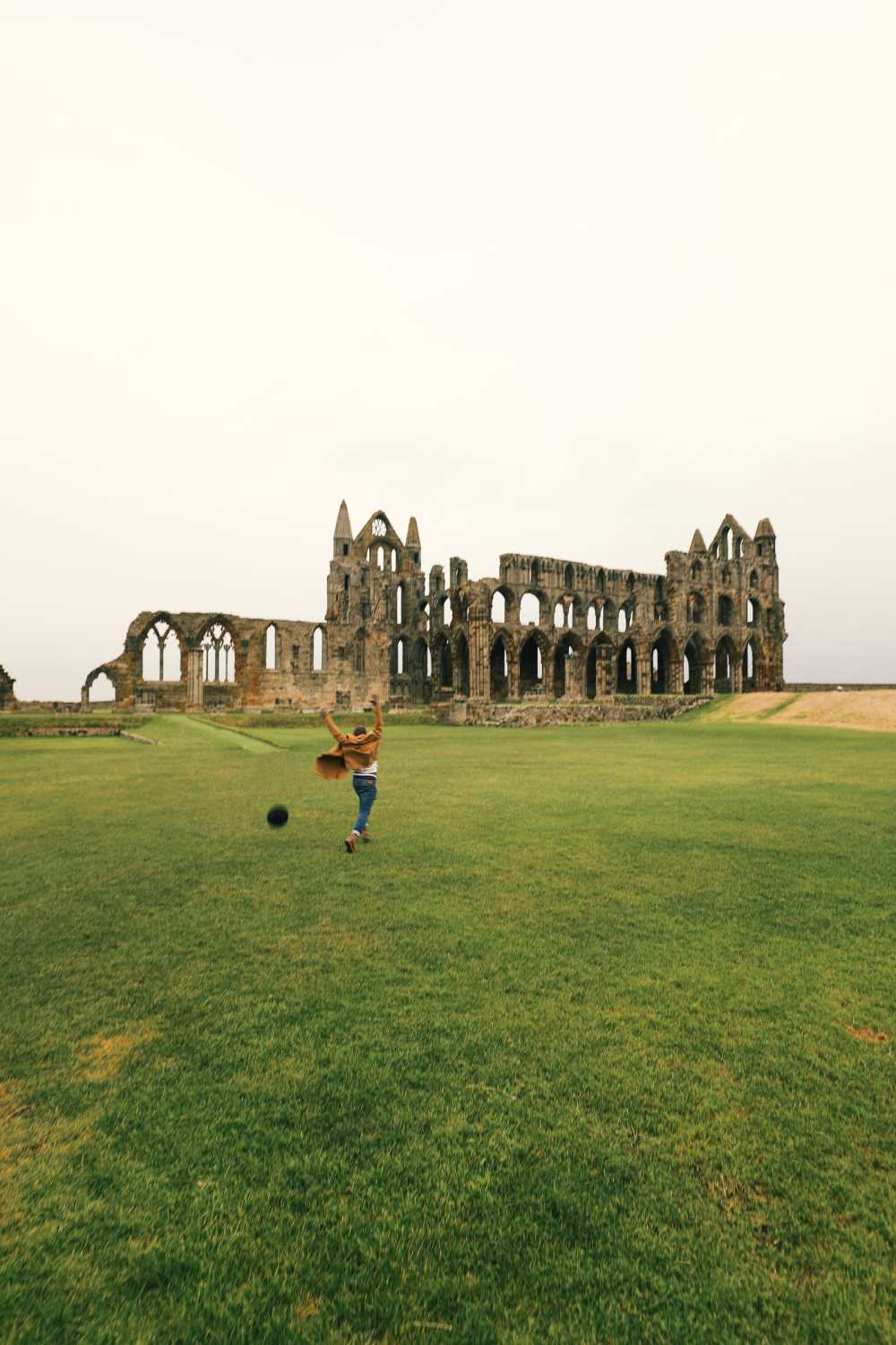 Exploring Ancient England - Robin Hood's Bay And Whitby Abbey (29)