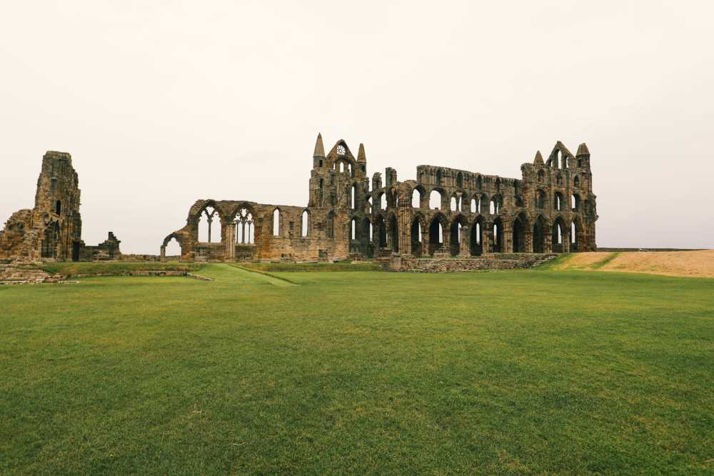 Exploring Ancient England - Robin Hood's Bay And Whitby Abbey (31)