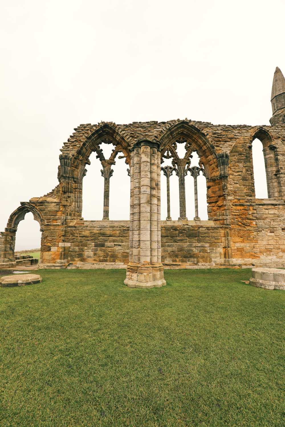 Exploring Ancient England - Robin Hood's Bay And Whitby Abbey (32)