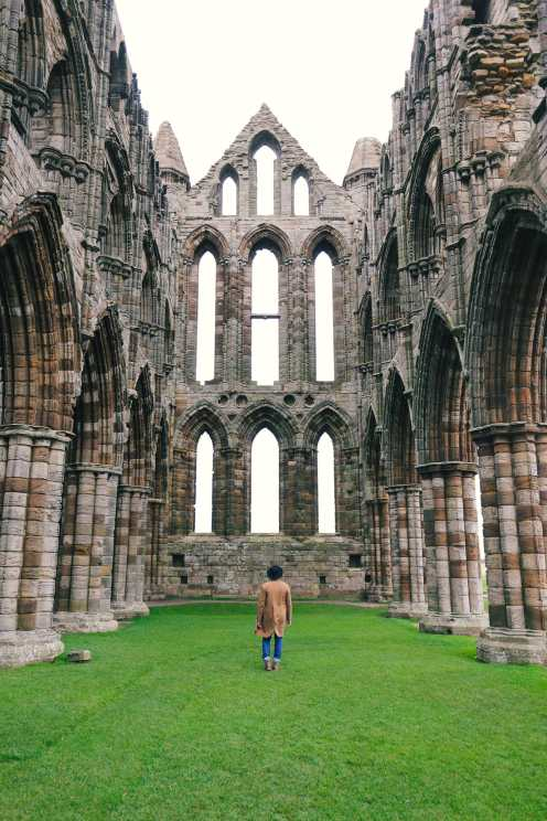 Exploring Ancient England - Robin Hood's Bay And Whitby Abbey (36)