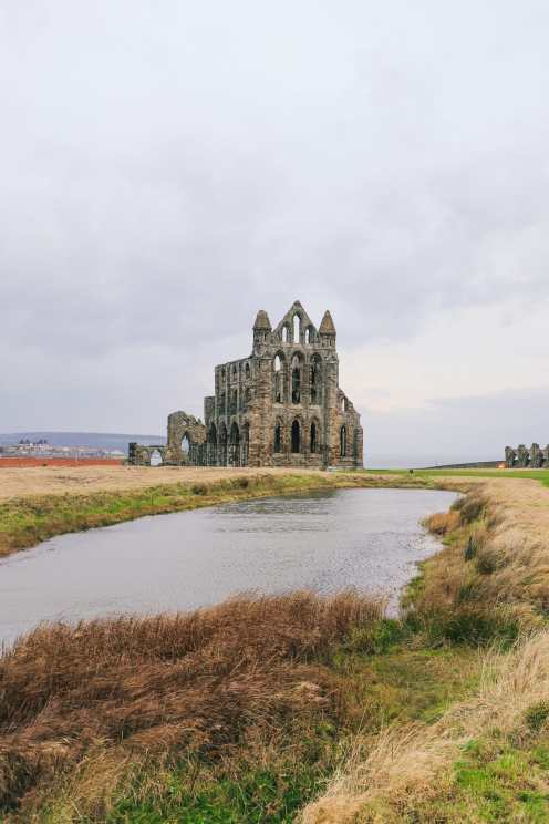 Exploring Ancient England - Robin Hood's Bay And Whitby Abbey (42)