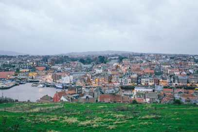 Exploring Ancient England - Robin Hood's Bay And Whitby Abbey (47)