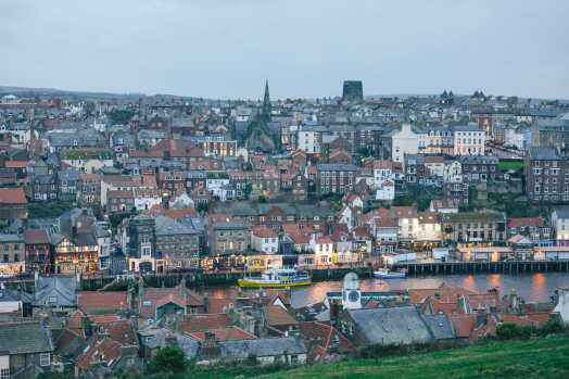 Exploring Ancient England - Robin Hood's Bay And Whitby Abbey (48)