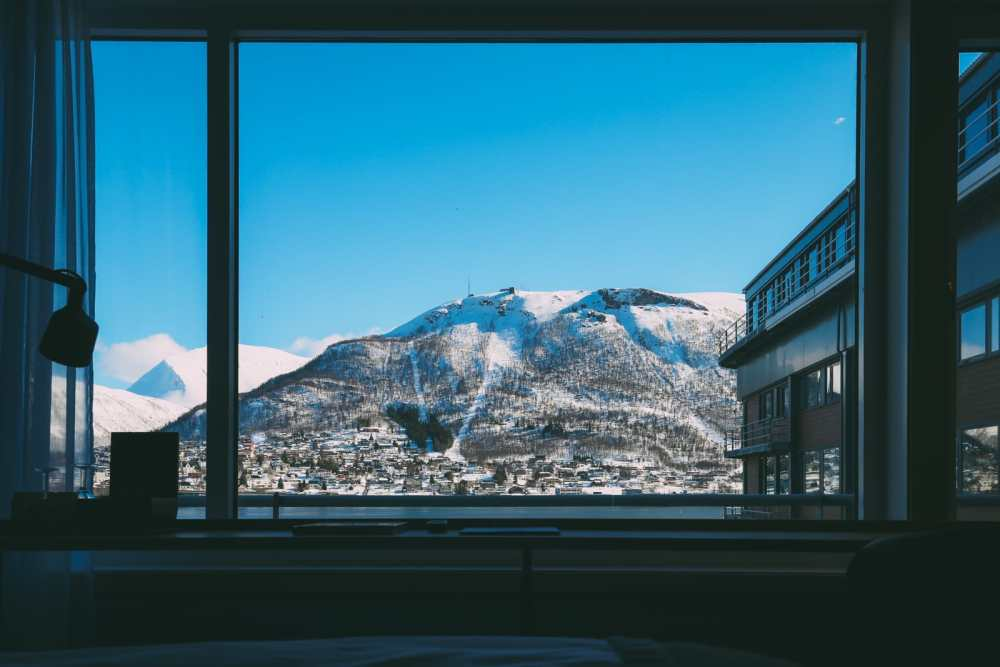 This Is The Best View In Tromso, Norway... (4)