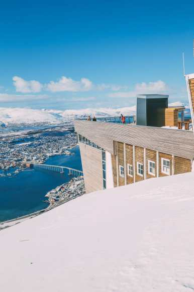 This Is The Best View In Tromso, Norway... (13)