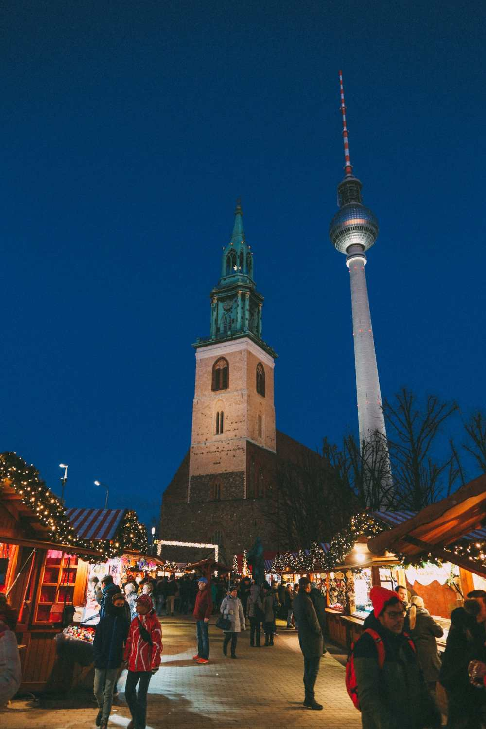 German Christmas Market In Berlin, Germany (40)