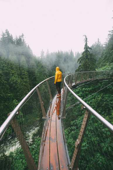 How To Spend A Lazy Day In Vancouver, Canada...(Plus, Exploring The Incredible Capilano Suspension Bridge) (15)
