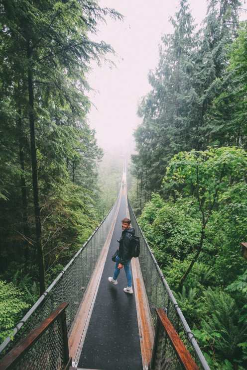 How To Spend A Lazy Day In Vancouver, Canada...(Plus, Exploring The Incredible Capilano Suspension Bridge) (30)