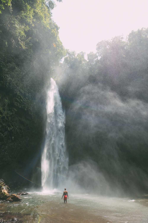 Bali Travel - The Beautiful Nungnung Waterfall And Ulun Danu Bratan Temple (8)