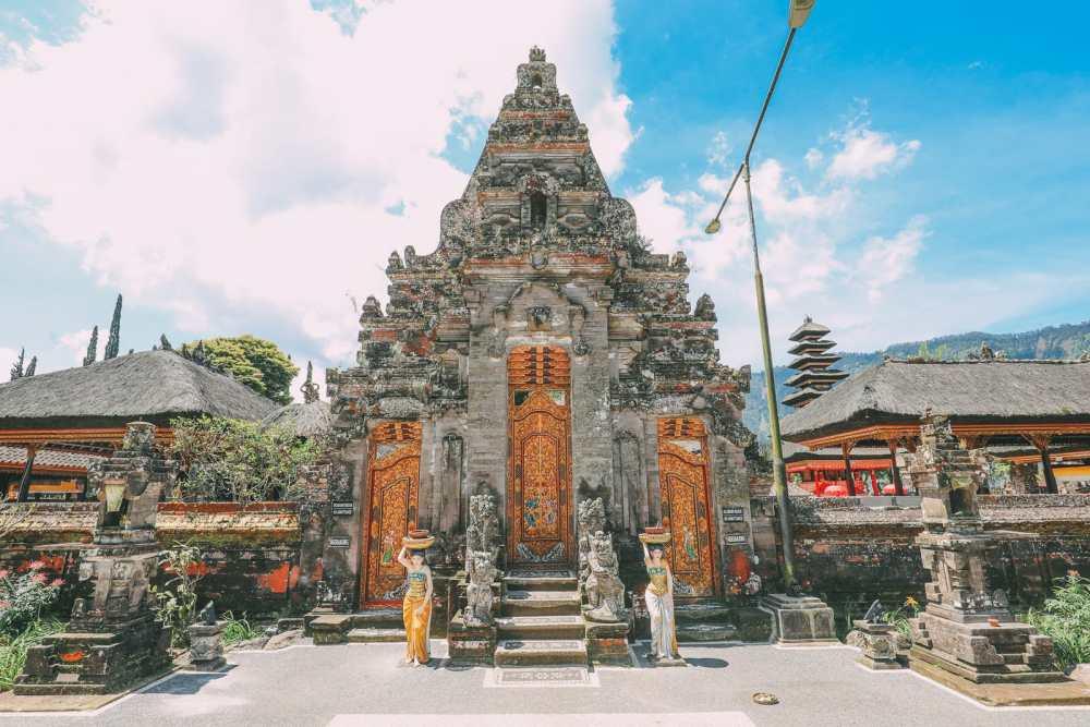 Bali Travel - The Beautiful Nungnung Waterfall And Ulun Danu Bratan Temple (29)