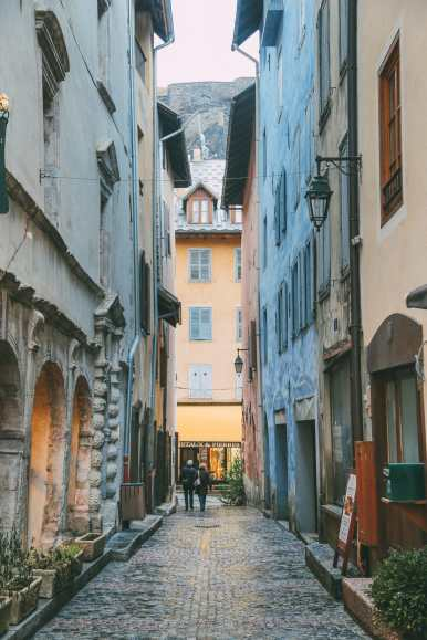 Briancon - The Highest Town In France And The Beautiful Ski Village Of Montgenevre (57)