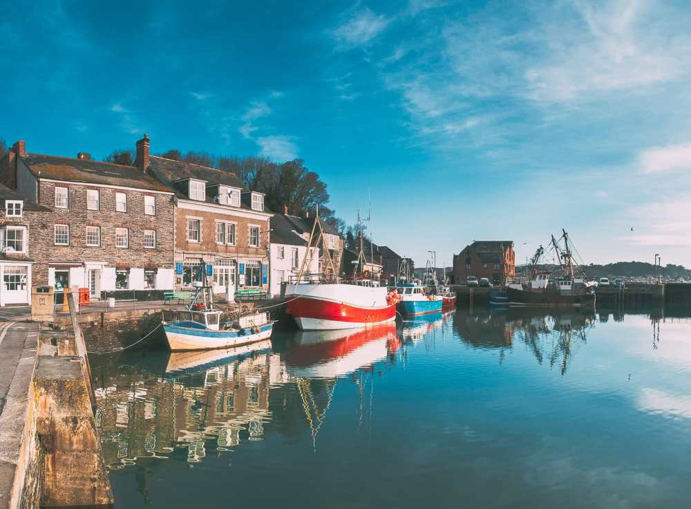 Places To Visit On The The Coast Of Cornwall, England (15)